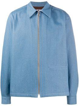 Anglozine джинсовая куртка-рубашка Yard AZ2004899