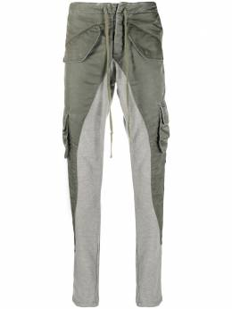 Greg Lauren брюки Slim-Fit Lounge AM137000