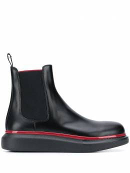 Alexander McQueen chunky sole Chelsea boots 625183WHX5G