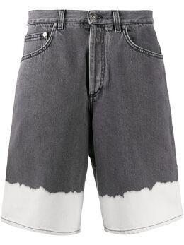 Givenchy dégradé-effect denim shorts BM50MH50JG