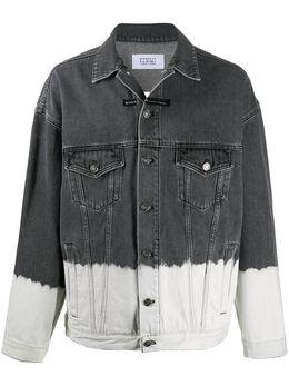 Givenchy dégradé effect denim jacket BM00KT50JG