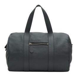 Maison Margiela Grey Leather Duffle Bag S55WI0110 P0399