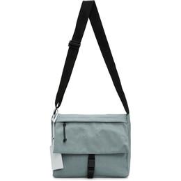 Maison Margiela Green 4-Stitches Flap Cross-Body Bag S55WG0114 PR253
