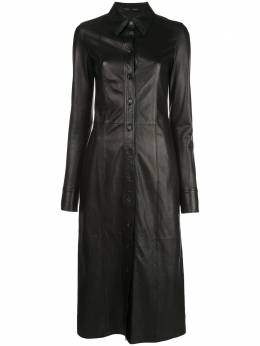 Proenza Schouler платье-рубашка длины миди R2033039LR196