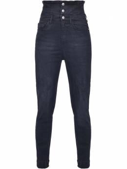 Pinko джинсы скинни с завышенной талией 1J10GRY6FFZ99