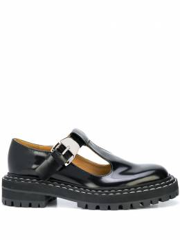 Proenza Schouler лакированные туфли Мэри Джейн PS35110A12130