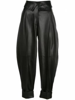 Proenza Schouler укороченные брюки с завышенной талией R2036004LR196