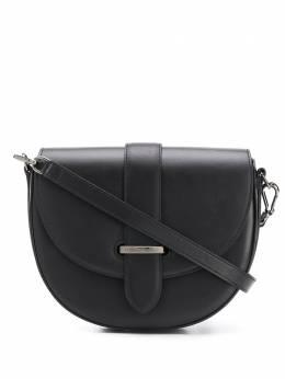 Brunello Cucinelli сумка через плечо с металлическим логотипом MBNRD2015C101
