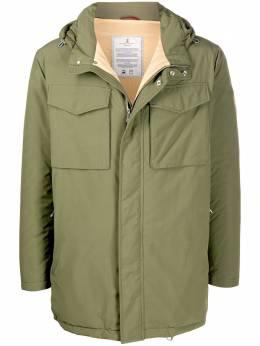 Brunello Cucinelli куртка с капюшоном и кулиской MD4796420CZ942