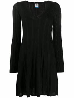 M Missoni fine-knit mini dress 2DG004372K006A
