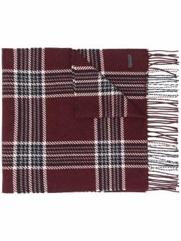 Salvatore Ferragamo клетчатый шарф 732915