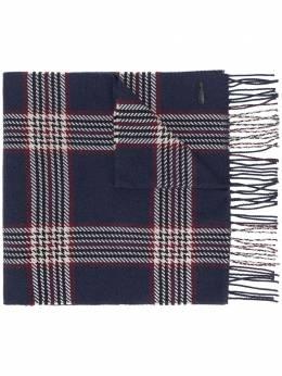 Salvatore Ferragamo клетчатый шарф 732916