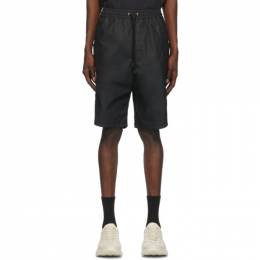 Gucci Black Waterproof Cargo Shorts 604172 XDBCH