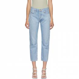 Goldsign Blue The Low Slung Jeans W3338-769
