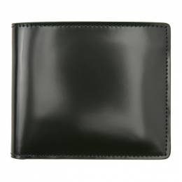 Maison Margiela Green Leather Bifold Wallet S35UI0435 P2714