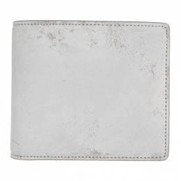 Maison Margiela Grey Crust Wallet S35UI0435 P3465