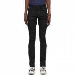 Naked And Famous Denim Black Super Guy Jeans 013010