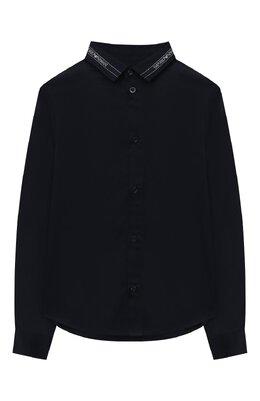Хлопковая рубашка Emporio Armani 6H4CA6/1NXYZ