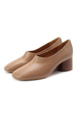 Кожаные туфли Mansur Gavriel WP20F001KQ