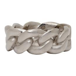 Maison Margiela Silver Chain Ring SM1UQ0013 S12694