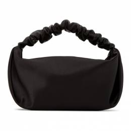 Alexander Wang Black Mini Scrunchie Bag 20C220R149