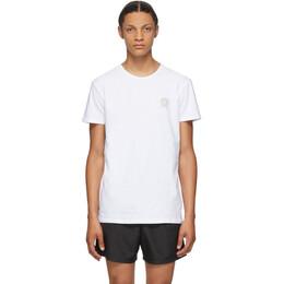 Versace Underwear White Medusa T-Shirt AUU01005 A232741