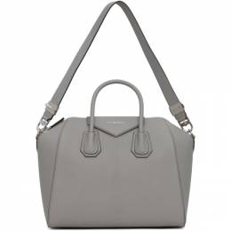 Givenchy Grey Medium Antigona Bag BB05118012