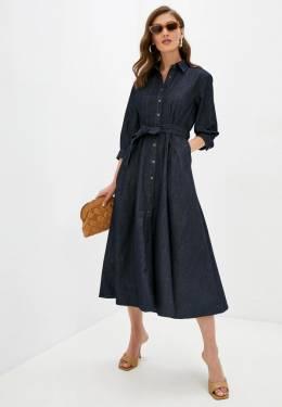 Платье джинсовое Sisley 4FU65VGE7