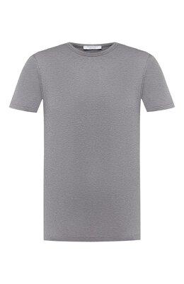 Хлопковая футболка Gran Sasso 60155/74000
