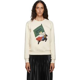 Lanvin Off-White Babar Edition King Sweatshirt RW-TO608J-JR19-A20