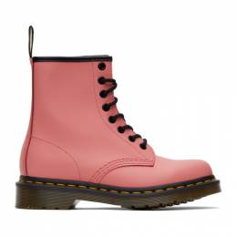 Dr. Martens Pink 1460 Boots 25714653
