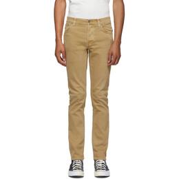 Nudie Jeans Tan Grim Tim Jeans 113415