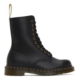 Dr. Martens Black Vegan 1460 Boots R23981001