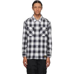 Neighborhood Black BandC Shirt 201ARNH-SHM03