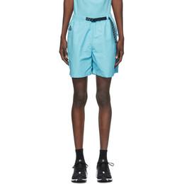 Nike Acg Blue Woven Shorts CU8891