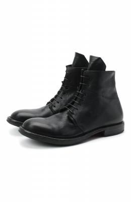 Кожаные ботинки Moma 2CW144-CU