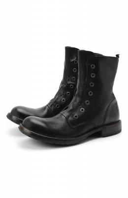 Кожаные ботинки Moma 2CW089-CU