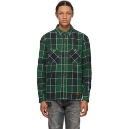 Neighborhood Green Lumbers Shirt 201ARNH-SHM01