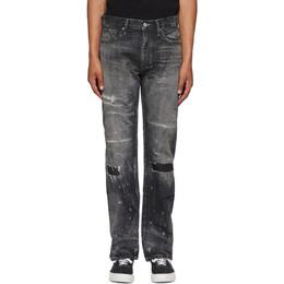 Neighborhood Black Bullet Savage Mid Jeans 201XBNH-PTM13