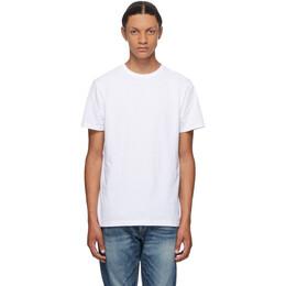 Neighborhood Three-Pack White C-Crew T-Shirt 201TMNH-UWM01