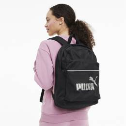 Puma - female - Рюкзак WMN Core Base College Bag – Puma Black – OSFA 4062453787910