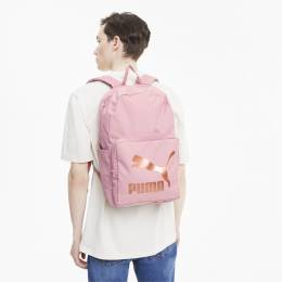 Puma - Рюкзак Originals Backpack – Foxglove-Rose Gold – OSFA 4062453789099