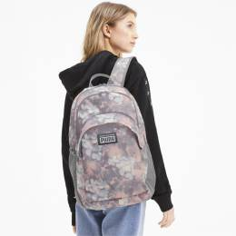Puma - Рюкзак PUMA Academy Backpack – Bridal Rose-Floral AOP – OSFA 4062453788412