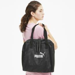 Puma - female - Сумка WMN Core Up Large Shopper – Puma Black – OSFA 4062453788085