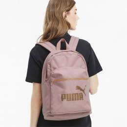 Puma - female - Рюкзак WMN Core Base College Bag – Bridal Rose – OSFA 4062453787576