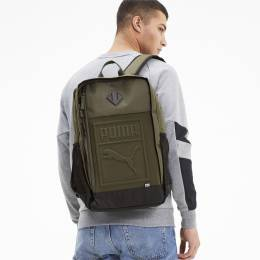 Puma - Рюкзак PUMA S Backpack – Forest Night – OSFA 4062453788795