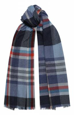 Кашемировый шарф Johnstons Of Elgin WA001174