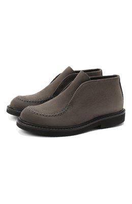 Кожаные ботинки Montelpare Tradition MT20061/M0RBID0NE CATRAME/28-35
