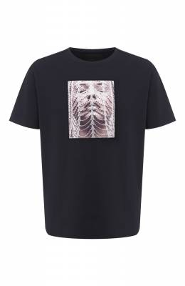 Хлопковая футболка Limitato CHAINS/T-SHIRT RELAX