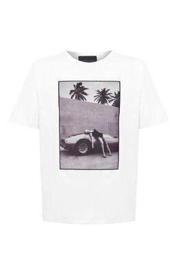 Хлопковая футболка Limitato HEADING S0UTH/T-SHIRT RELAX